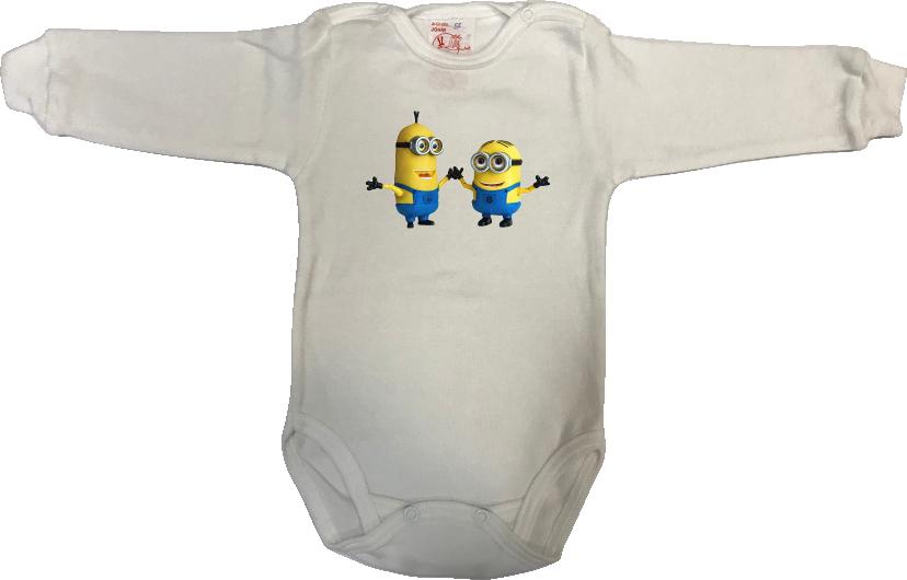 megújult baba és gyerek poló választék - baba body