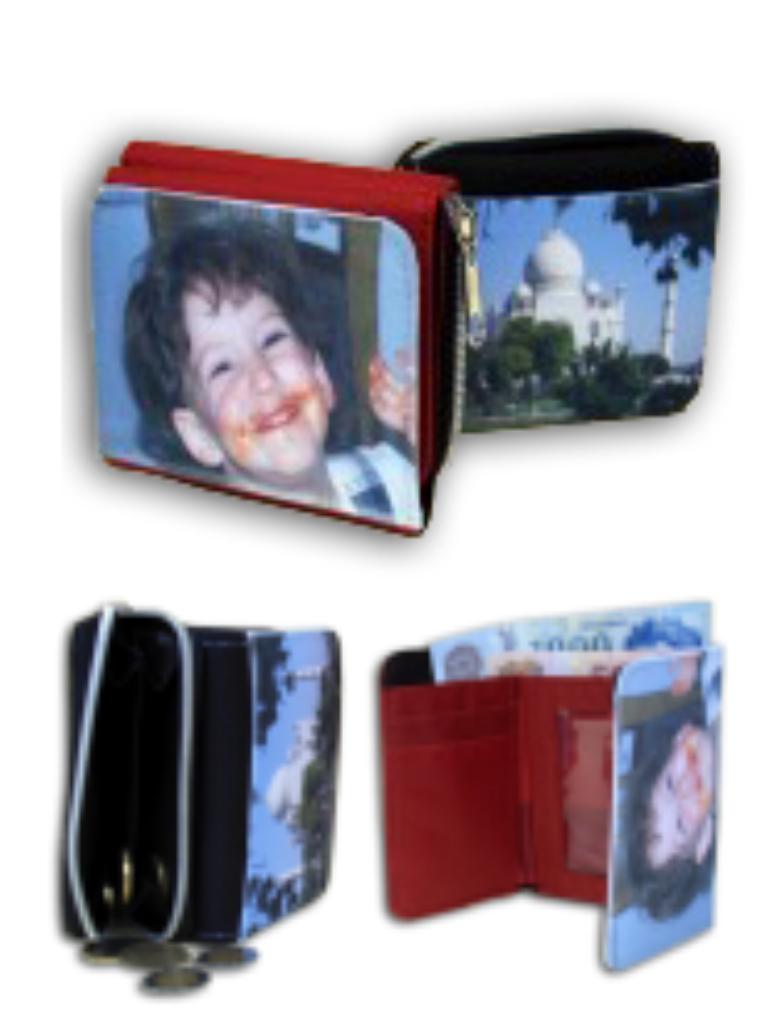 fb36d7158b Fényképes pénztárca